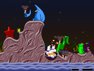 Test Worms Armageddon PC - Screenshot 4