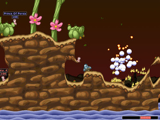 Test Worms Armageddon PC - Screenshot 5