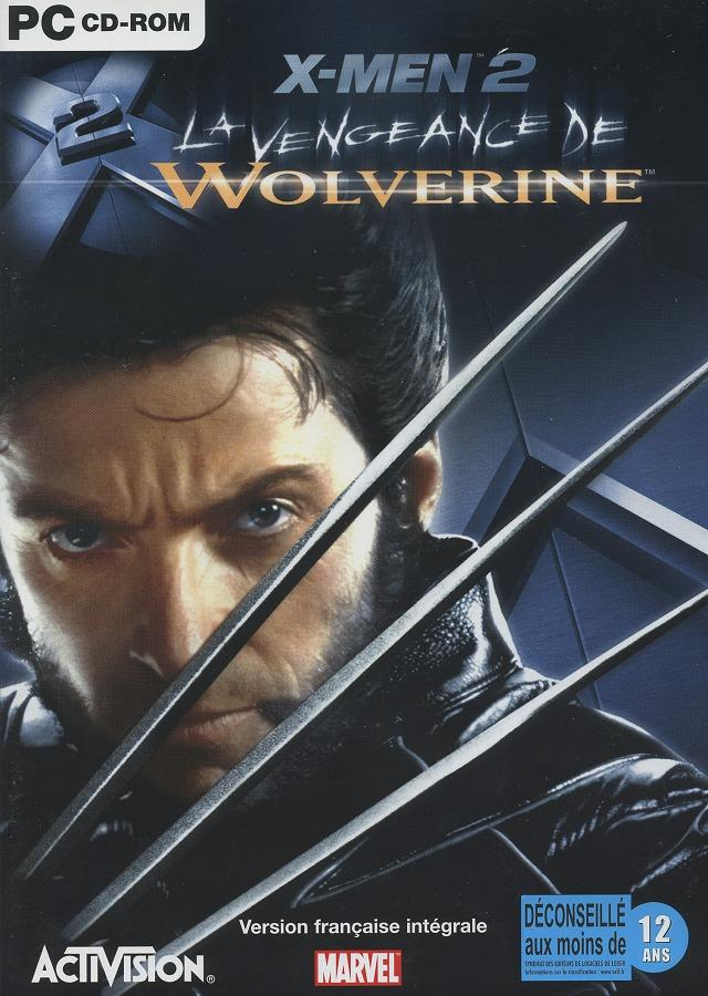 X-Men 2 : La Vengeance de Wolverine [PC] ISO [FS] [US]