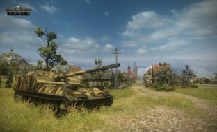 World of Tanks introduit le mode de jeu Bastion