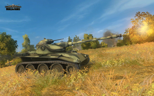 World of Tanks, 1 million de joueurs connectés simultanément
