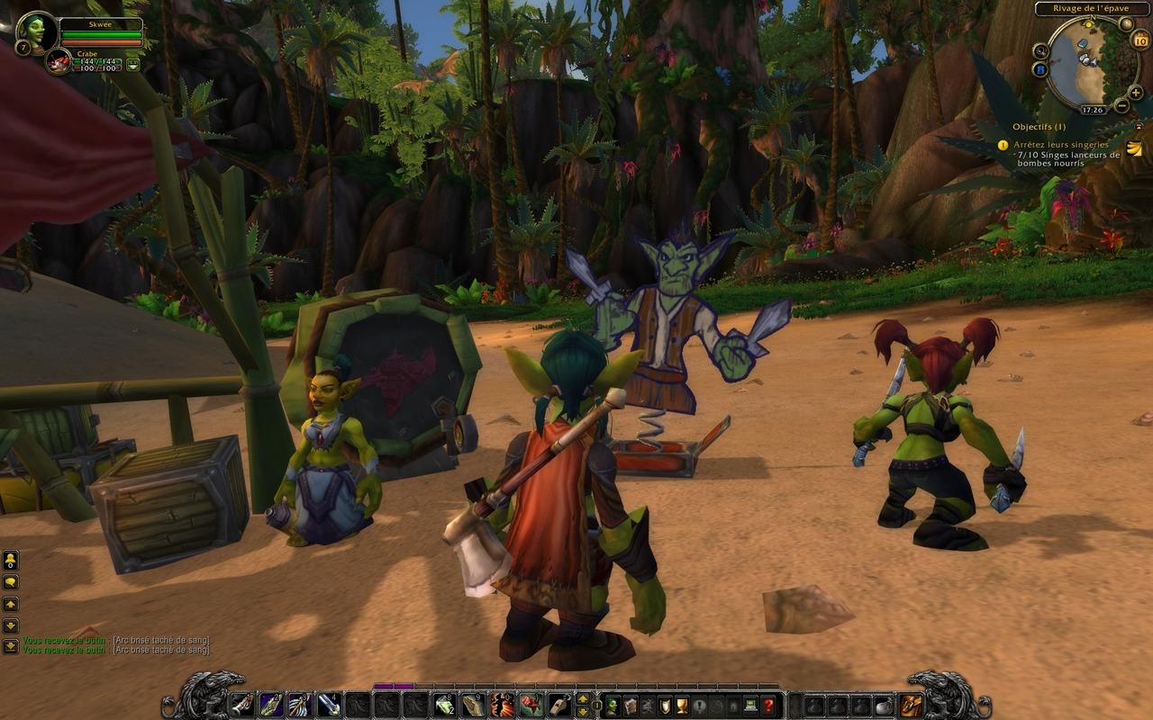 Druide heal pvp ? - Forums de World of Warcraft
