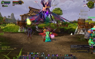 Test World of Warcraft : Mists of Pandaria PC - Screenshot 172