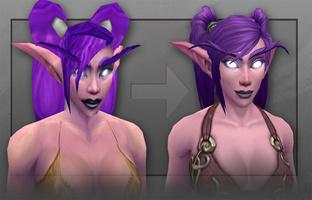 World of Warcraft présente ses nouvelles elfettes
