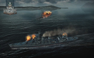 Pictures of World of Warships