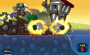 Worms Reloaded  [PC]