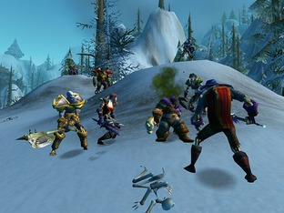 World of Warcraft perd plus d'un milli