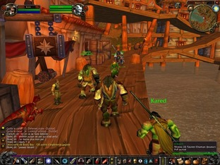 Aperçu World Of Warcraft PC - Screenshot 350