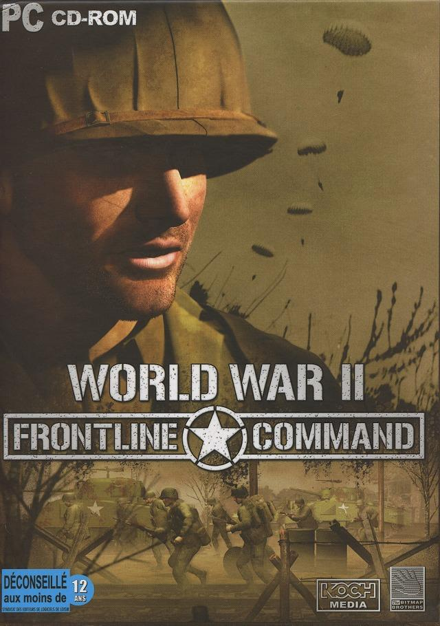 World War II : Frontline Command