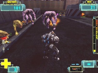Test X-Com : Enforcer PC - Screenshot 9