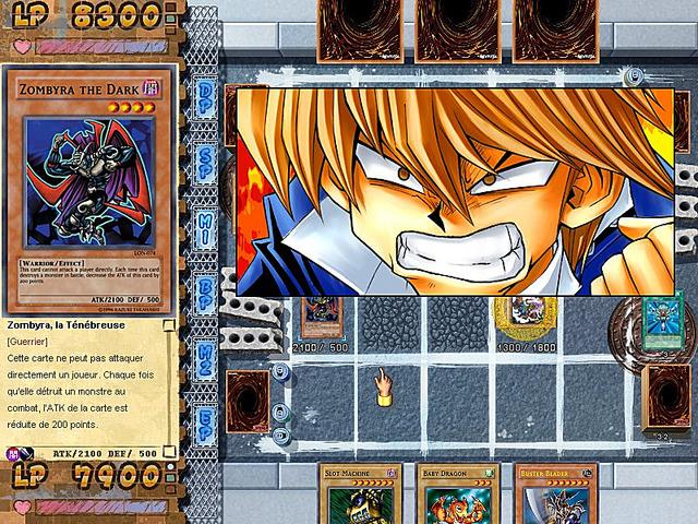 Resultado de imagem para Jogando Uma Partida De Yu Gi Oh! Power of Chaos Joey's World