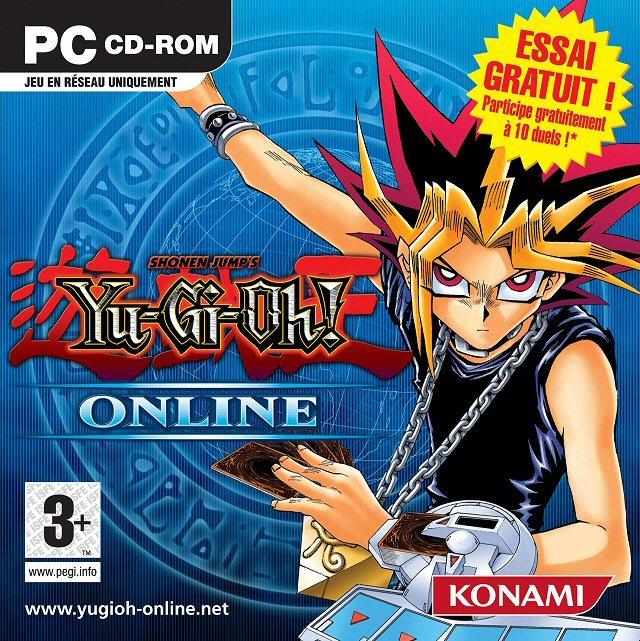 jeux en ligne yu gi oh