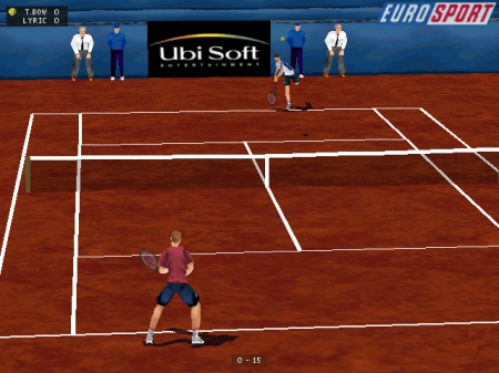 Yannick Noah All Star Tennis 2000