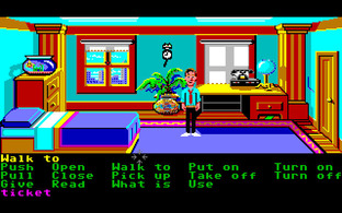 Test Zak McKracken and the Alien Mindbenders PC - Screenshot 1