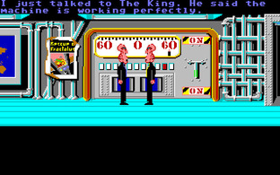 Test Zak McKracken and the Alien Mindbenders PC - Screenshot 2