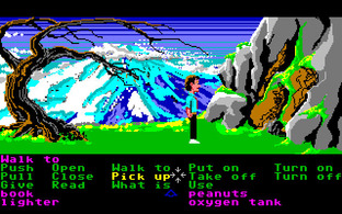 Test Zak McKracken and the Alien Mindbenders PC - Screenshot 3