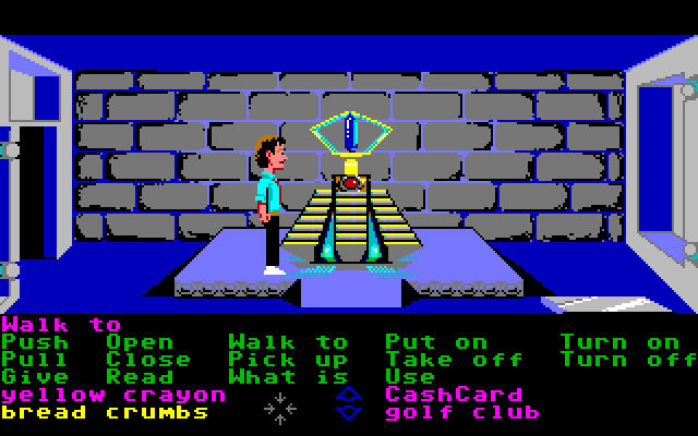 jeuxvideo.com Zak McKracken and the Alien Mindbenders - PC Image 6 sur