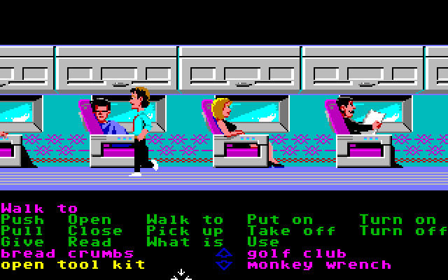 jeuxvideo.com Zak McKracken and the Alien Mindbenders - PC Image 7 sur