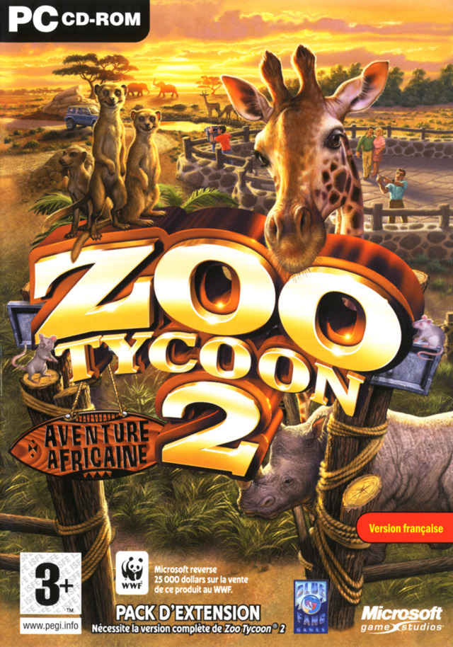 2 TÉLÉCHARGER DISPARUS ANIMAUX TYCOON ZOO