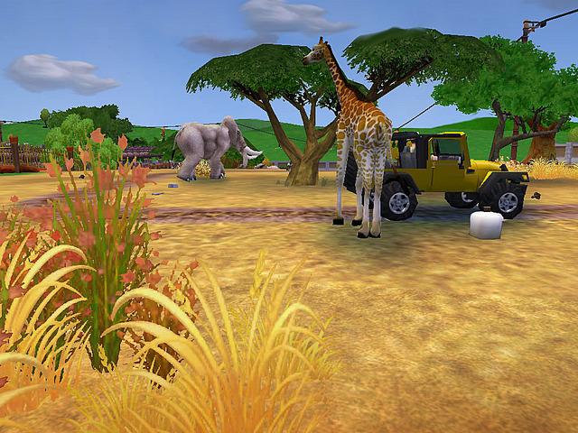 ZooTycoon est un jeu amusant conçu par Microsoft dans lequel vous pourrez construire votre propre zoo personnalisé! Tout comme Theme Park, ZooTycoon vous permet d ...