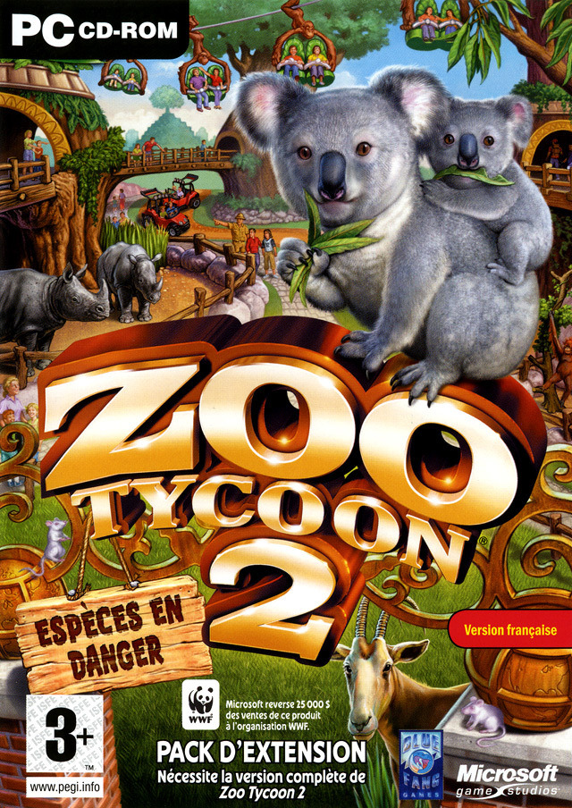Zoo Tycoon 2 : Espèces en Danger [PC] [FRENCH] [FS]