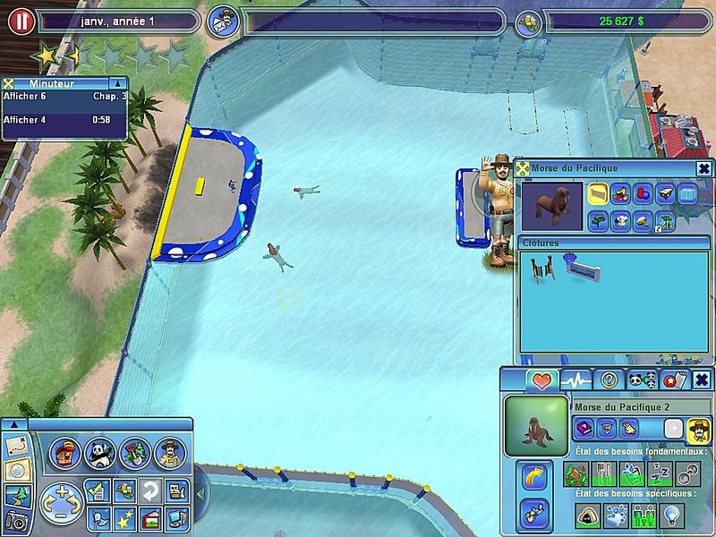 Zoo Tycoon 2 Marine Mania (PC)