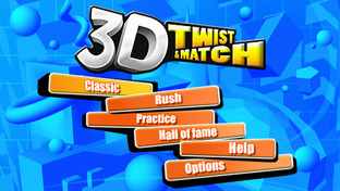 3D Twist & Match PlayStation Portable