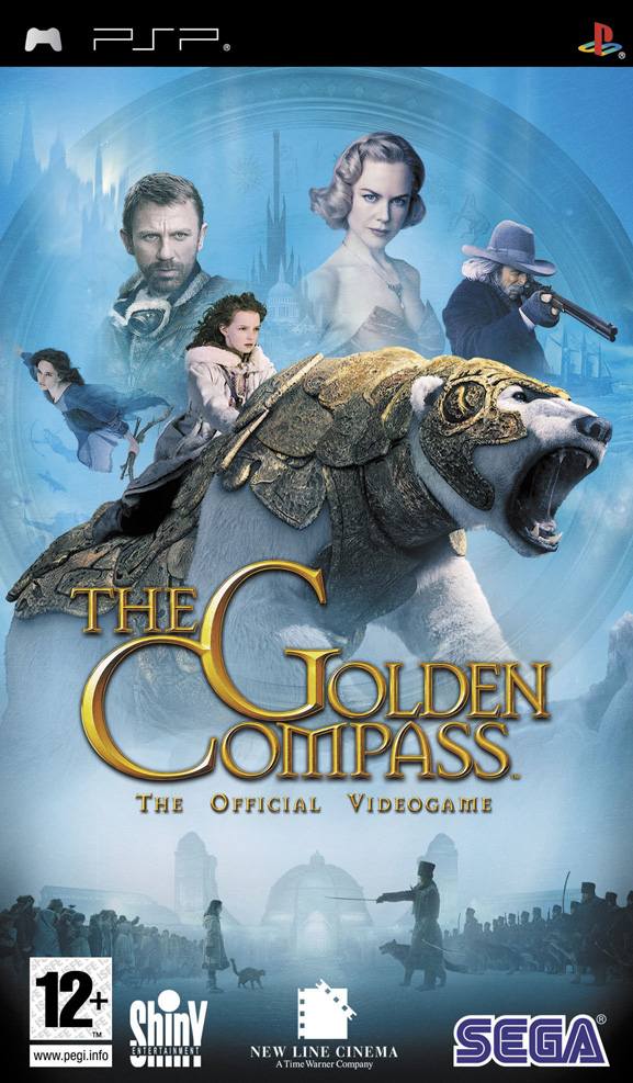 The Golden Compass (A la Croisée des Mondes : La Boussole d'Or)