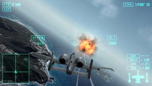 Ace Combat Joint Assault PlayStation Portable