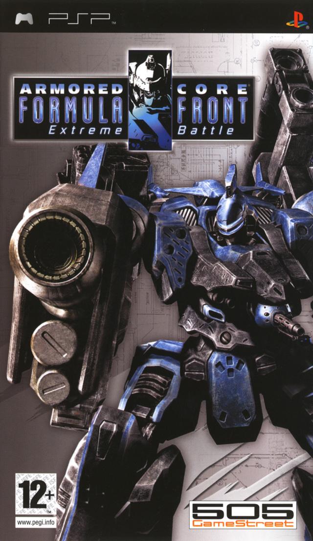 [MU] Armored Core - Formula Front - Extreme Battle [PSP USA]