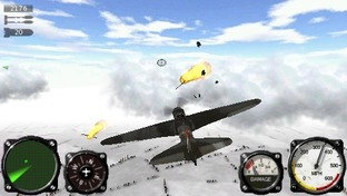 Air Conflicts : Aces of World War II PlayStation Portable