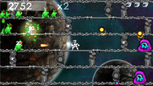 Alien Zombie Death PlayStation Portable