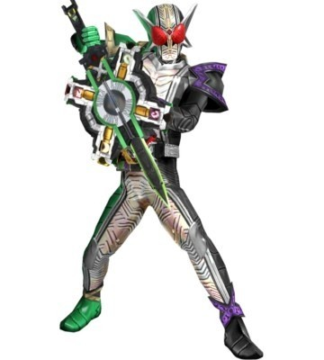 Images All Kamen Rider : Rider Generation 2 PlayStation Portable - 24
