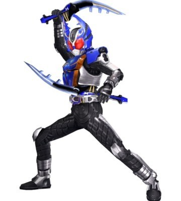 Images All Kamen Rider : Rider Generation 2 PlayStation Portable - 29
