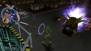 Alien Syndrome PlayStation Portable