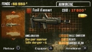 Army of Two : Le 40ème Jour PlayStation Portable
