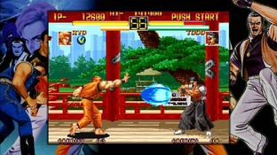 Art of Fighting PlayStation Portable
