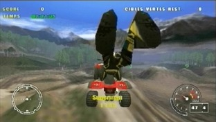 ATV Off Road Fury Pro PlayStation Portable