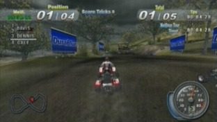 ATV Off Road Fury : Blazin' Trails PlayStation Portable