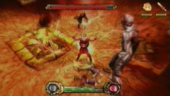 La Legende de Beowulf : Le Jeu