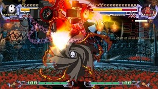 BlazBlue : Calamity Trigger PlayStation Portable