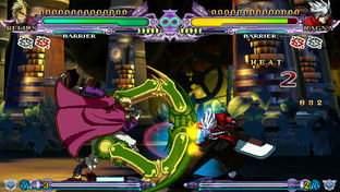 Blazblue : Continuum Shift Extend PlayStation Portable