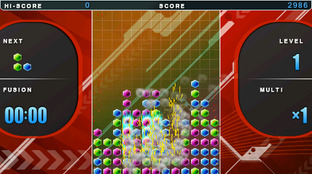 Block Cascade Fusion PlayStation Portable
