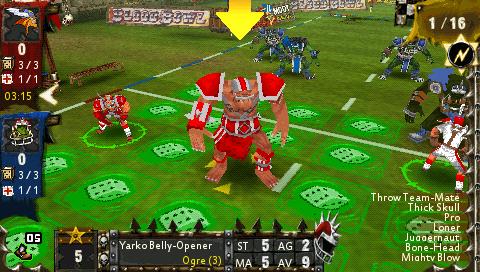 jeuxvideo.com Blood Bowl - PlayStation Portable Image 7 sur 13