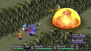 Breath of Fire III PlayStation Portable
