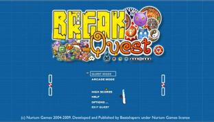 BreakQuest PlayStation Portable