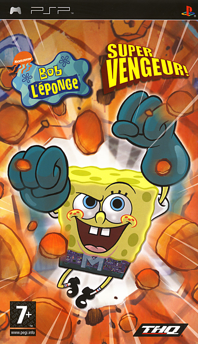 Bob l'Eponge : Super Vengeur