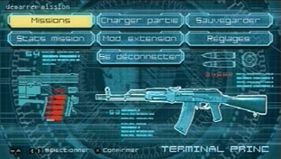 Coded Arms Contagion PlayStation Portable