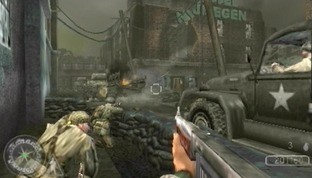 Call of Duty : Les Chemins de la Victoire PlayStation Portable