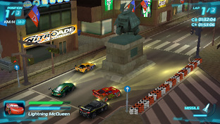 Cars 2 PlayStation Portable